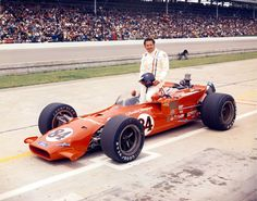 1970 George SniderSheraton / Thompson   (A.J. Foyt)Coyote / Ford
