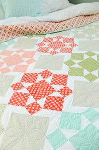 On a Whim Quilt from Thimble Blossoms