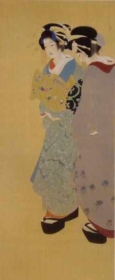 ❤ - Kiyokata Kaburagi (1878 – 1972)