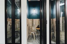 WeWork Seaport Phone Booths: