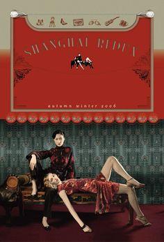 Shanghai Tang by Leire Mayendía, via Behance