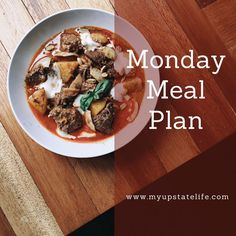 I dread it every week, but creating a meal plan saves me time, money, and my sanity. Here's what's for dinner at my house this week.