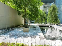 Blog post from Design Advisory by Mary Pezzaro: URBAN OASIS: The MoMA's Sculpture Garden    Photos by Mary Pezzaro #moma #marypezzaro #designadvisoryblog
