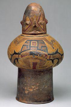 Drum [Peru; Paracas] (1979.206.1097) | Heilbrunn Timeline of Art History | The Metropolitan Museum of Art