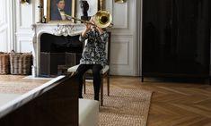 Salon Dorothée Boissier Appartement Gilles & Boissier