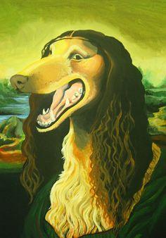 art parodies | Mona Lisa Parody by ~badcupid on deviantART