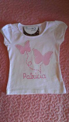 Nueva camiseta de niña