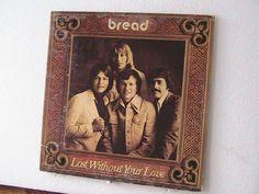 Vintage Bread LP by KackleberryFarm on Etsy