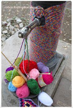 Urban Knitting Barcelona: febrero 2013