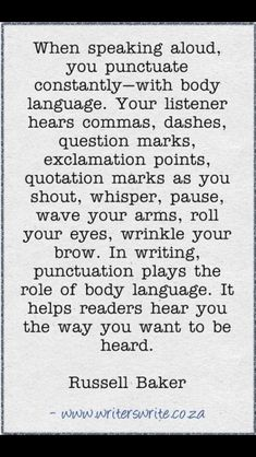 A great way to teach punctuation