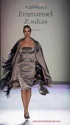 """vassilis zoulias   le mepris"""" fashion show by Vassilis Zoulias!!!"""