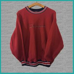 Vintage Champion Crewneck Sweatshirt Reverse Weave