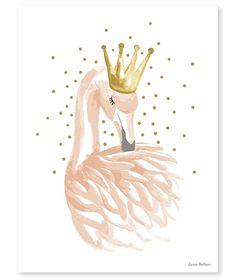 """Image of Lámina Infantil """"Flamingo Rosa"""""""