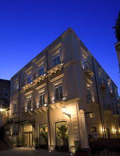 Il Principe Hotel Catania - The Hotel
