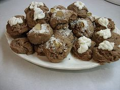 yummy, easy chocolate butter cookies