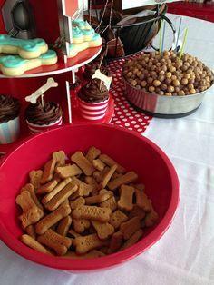 pawpatrol snacks cute | PAW Patrol Birthday Party