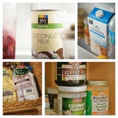 PALEO: Standard ingredients substitutes - fitandfuel.com