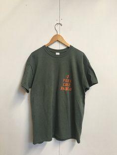 Rare Kanye West I Feel Like Pablo T-shirt