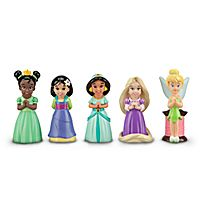 Disney Princess and Fairies Squeeze Toy Set.  Disney Store. $18