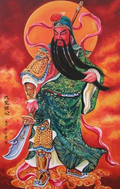 48 Best Guan Yu Images Guan Yu God Of War Buddhist Art