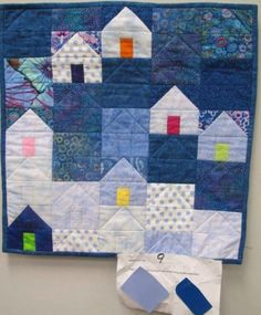 Paint Can Challenge 2013, wall hanging | Laura Bellis
