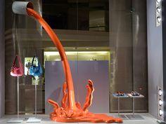 Vitrines Loewe - Paris, mars 2010 by JournalDesVitrines.com, via Flickr