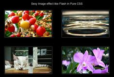 Cool CSS3 flash effects