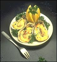 Recipe: Traditional Oysters Rockefeller