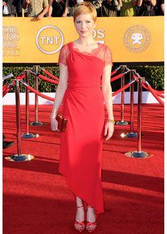 Michelle Williams / 2012 SAG Awards