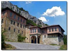 Преображенският манастир край Велико Търново