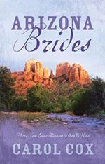 Three historical romances spanning Arizona's Territorial years - Land of Promise, Refining Fire, and Road to Forgiveness.