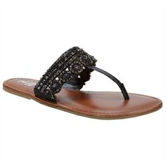 cute summer time sandal, great to wear with maxi skirts or dresses!