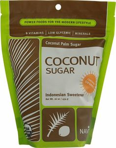 Navitas Naturals Palm Sugar - 16 oz. (Pack of 3) - http://goodvibeorganics.com/navitas-naturals-palm-sugar-16-oz-pack-of-3/