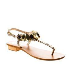 Sandales bijoux Florinda Gioseppo P/E 2014