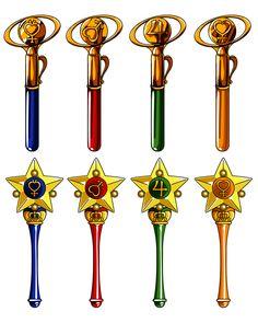 Transformation Sticks by FluffyBlueSheep.deviantart.com on @deviantART