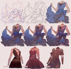 New selection - how to draw. While practicing we learn new techniques and use of the pattern. Digital Painting Tutorials, Digital Art Tutorial, Digital Paintings, Dress Tutorials, Art Tutorials, Drawing Sketches, Art Drawings, Suit Drawing, Drawing Faces