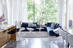 RC+D — Area Rugs Belle Magazine, Best Home Builders, Interior Architecture, Interior Design, Design Interiors, Design Salon, Interiors Magazine, Living Spaces, Living Room
