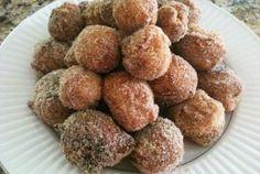 Vegan Beignets (Doughnuts)