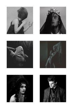 "Grisha Trilogy : Alina Starkov & The Darkling ""Like calls to like"" #grishatrilogy #darkling #alinastarkov"
