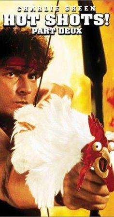 Hot Shots! Part Deux (Movie) (1993).