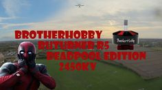 Brotherhobby RETURNER R5 2450KV - FIRST FLIGHT - FPV - RUNCAM 3