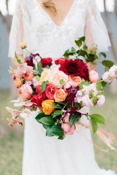 Herbstliche Brautsträuße: Welcher ist Ihr absoluter Favorit? Image: 17