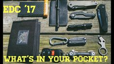 EDC '17: What's in Your Pocket?
