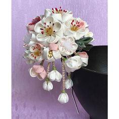 Miscellaneous Goods, Minne, Hair Bows, Floral Wreath, Accessories, Ideas, Decor, Ribbon Hair Ties, Flower Crowns