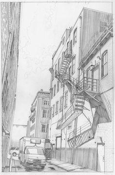 Mike Bear: Sketchbook