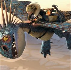 Stormfly! Fetch!