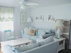 living room, spring 2012