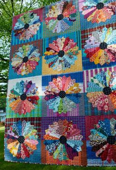Image result for summer rain dresden quilt