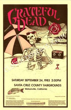 #deadhead Pop Posters, Band Posters, Music Posters, Concert Posters, Psychedelic Posters, Psychedelic Rock, Grateful Dead Quotes, Gig Poster, Black Sabbath