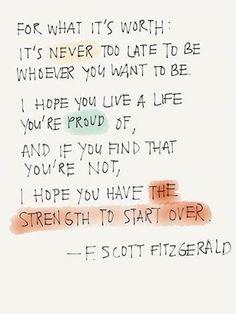Nice quote :)